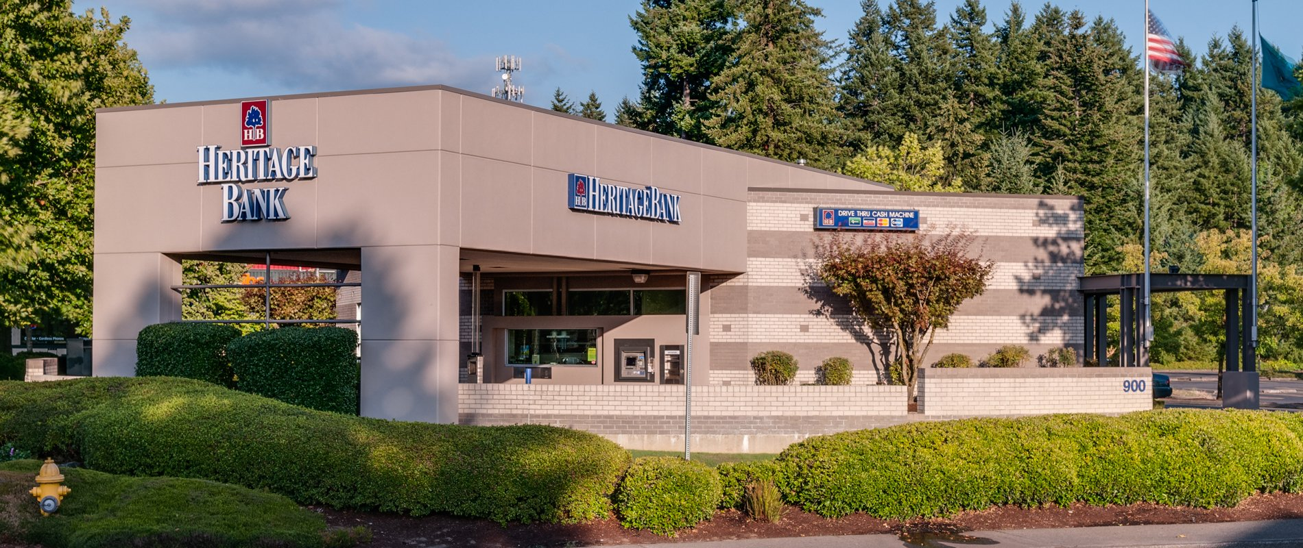 Washington Construction Company for Banks