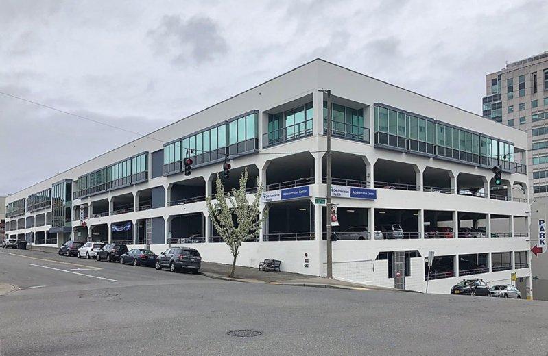 Berschauer Group purchased the adjacent Historic Cornerstone Plaza Building