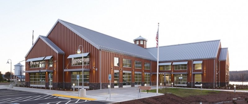 Port of Kalama Opens New Offices & Museum