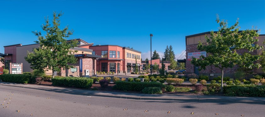 Retail Store Park Development Freedom Point Plaza – Lacey, WA