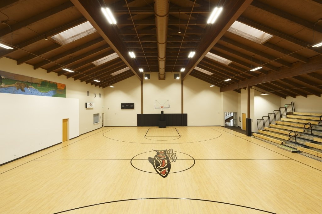 Nisqually Tribal Center Construction