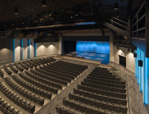 Bonney Lake High School Performing Arts Center