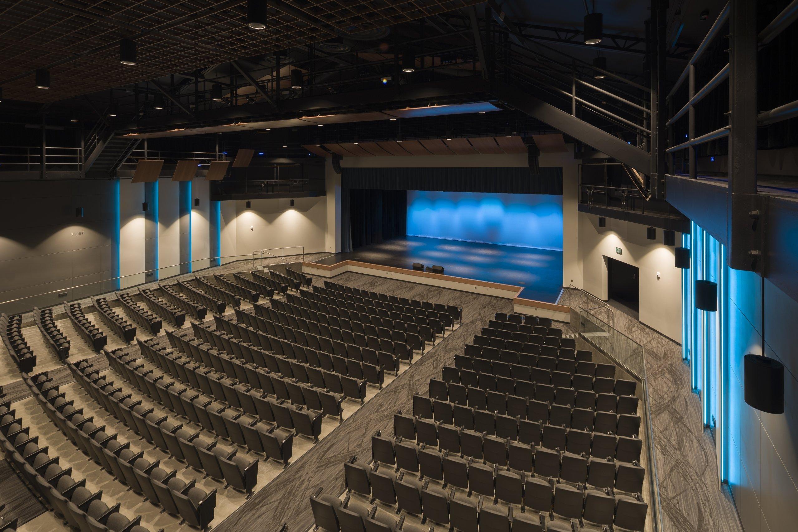 Bonney Lake High School Performing Arts Center