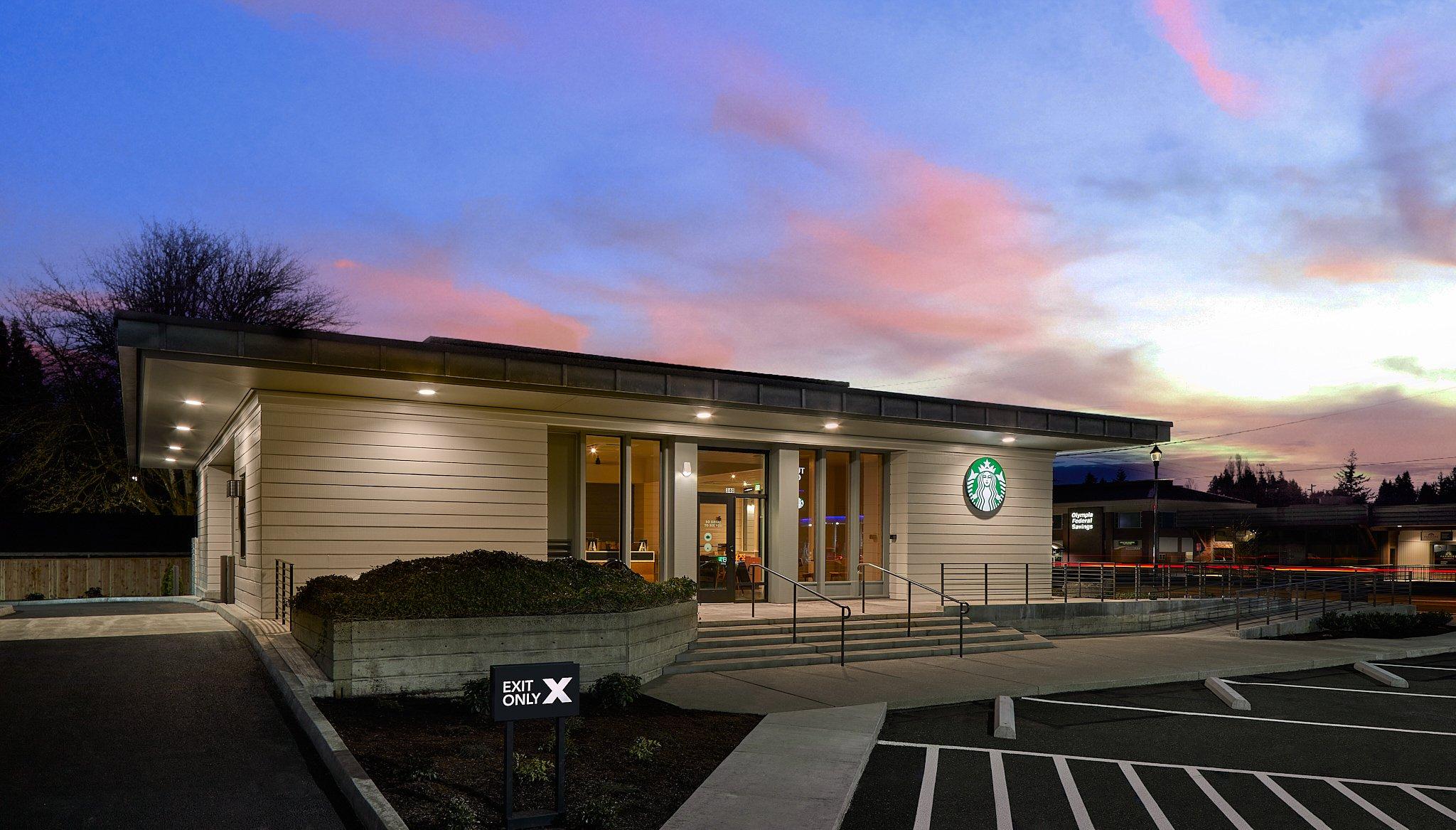 Starbucks, Tumwater WA
